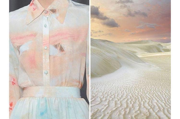 مصممو الأزياء يختلسون أفكارهم من الطبيعة #ازياء صوره رقم 2