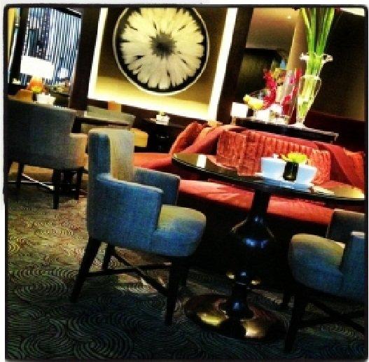 مطعم لوبي لونج فندق فور سيزونز (تحلية) , #الرياض