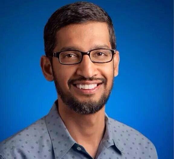 إعادة هيكلة شركة #جوجل وتعيين الهندي ساندر بيتشاي رئيسا لمجلس إدارة الشركة.