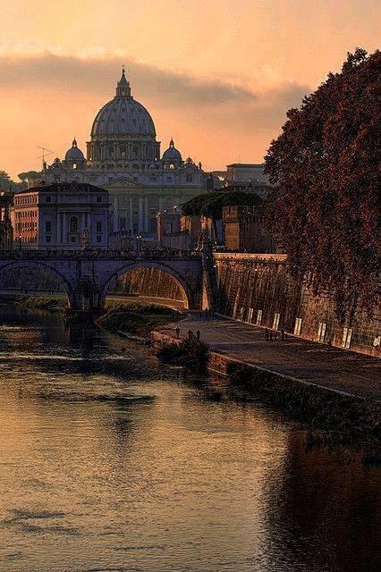 المدينة العريقة #روما #ايطاليا صوره رقم 2