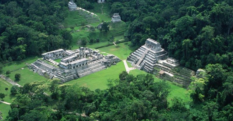 حضارات #أمريكا_الوسطى