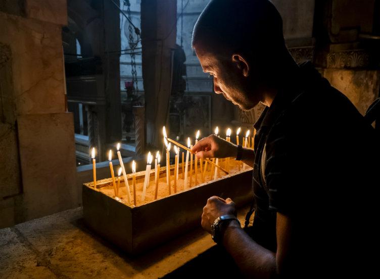 كنيسة القبر المقدس #القدس #فلسطين