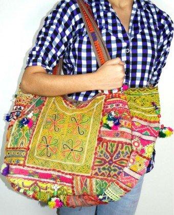 الحقائب البوهيمية تتربع على عرش الموضة 2015 #ستايل #أزياء صوره رقم 3