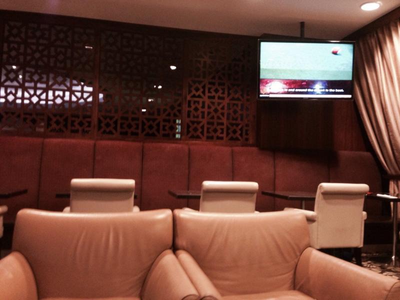 الظبي Aldhabi Lounge في مطار #أبوظبي الدولي - صورة ٣