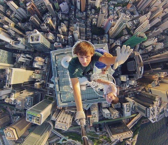 شباب لا يخافون المرتفعات #غرد_بصورة -صورة 3
