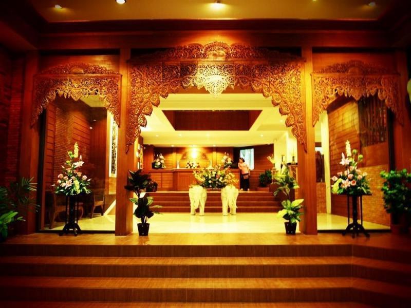 فندق بواريا هوتيل شاينجماي #تايلاند