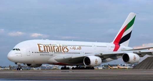 صور الطائرة الأكبر التي تنضم لخطوط الإمارات وتحتوي على برك سباحة ومرافق اخرى - صورة ٤