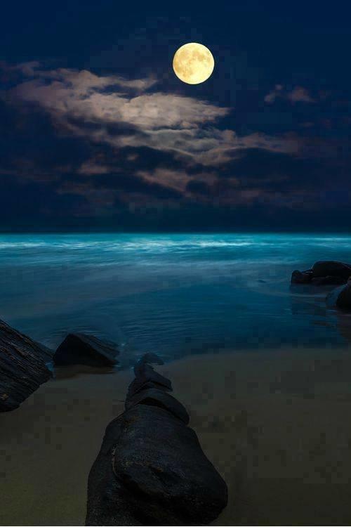 صور في غاية الروعة للقمر #غرد_بصوره صوره رقم 4