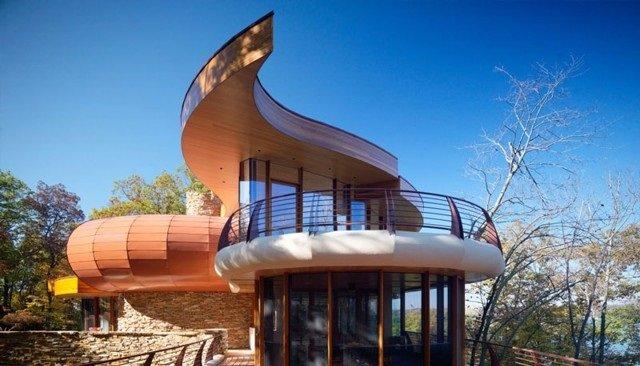 تصميم منزل رائع في ولاية ويسكنسون الأمريكية #غرد_بصورة -صورة 5