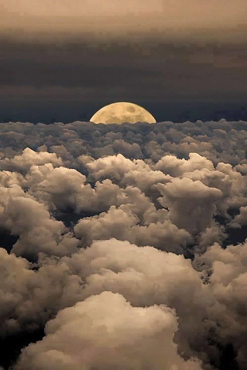 صور في غاية الروعة للقمر #غرد_بصوره صوره رقم 2