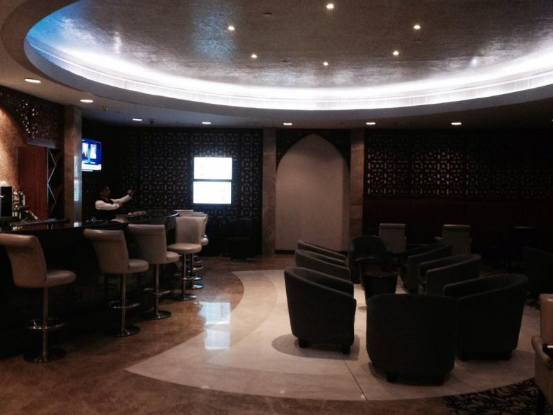 الظبي Aldhabi Lounge في مطار #أبوظبي الدولي - صورة ٤