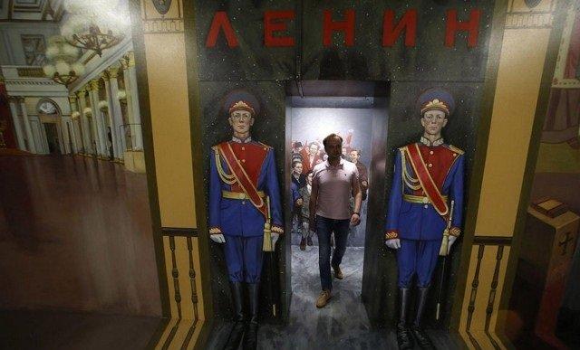 متحف الخدع البصرية في روسيا #غرد_بصورة -صورة5