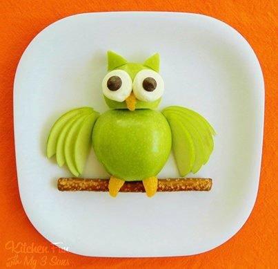 أطباق على شكل أعمال فنية تفتح شهية أطفالك #غرد_بصورة صوره رقم 5