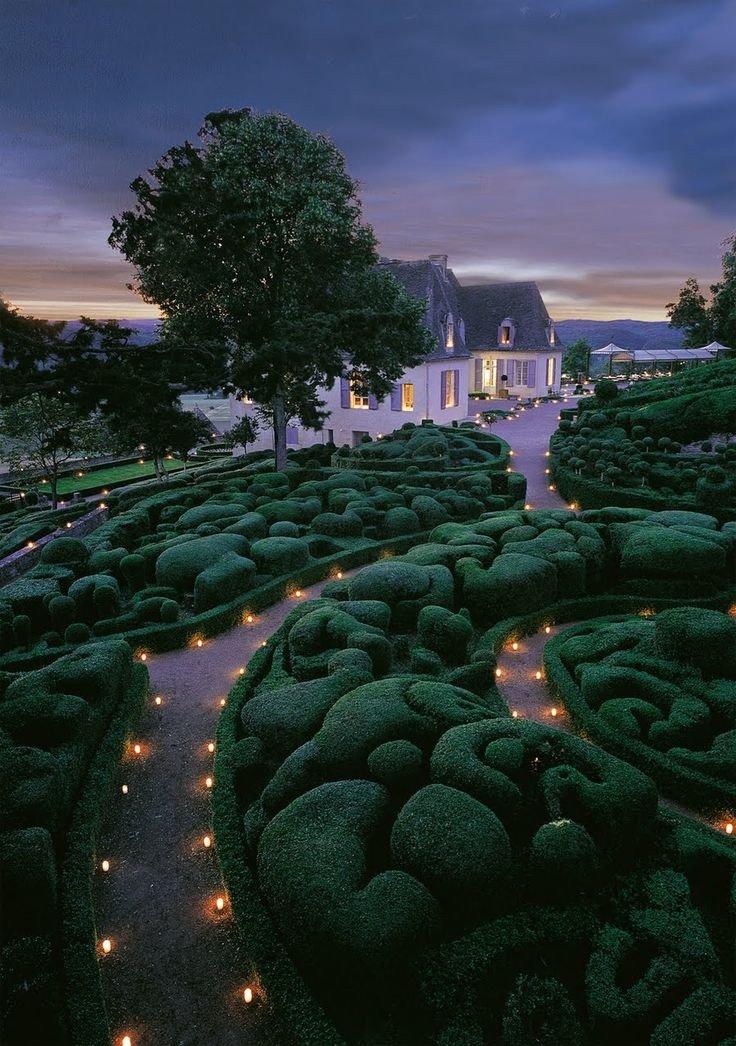 حديقة ماركيزاك في #فرنسا