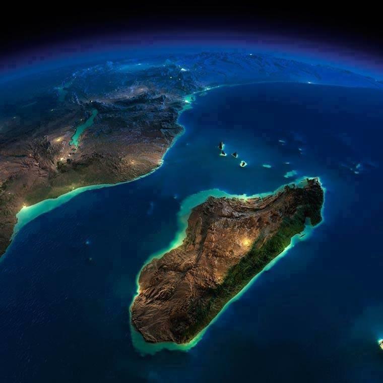 صور مذهلة لكوكب الأرض من الفضاء الخارجي #غرد_بصورة -صورة 2