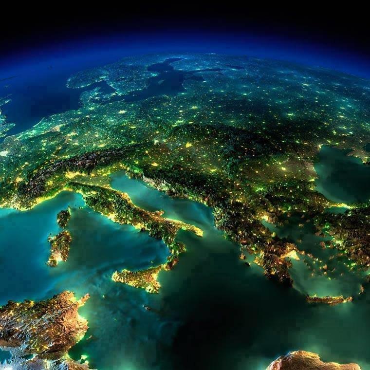 صور مذهلة لكوكب الأرض من الفضاء الخارجي #غرد_بصورة -صورة 3
