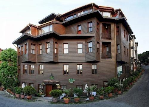 فندق يوسف باشا كوناجي - سبيشيال كلاس #جزر_الاميرات #تركيا