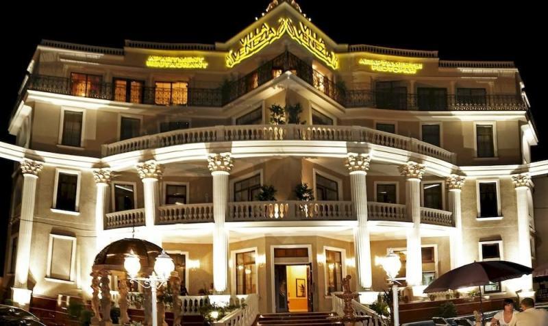 #فندق فيلا فينيزيا الموجوده في #اوديسا #اوكرانيا