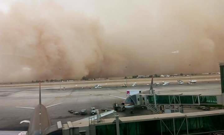 مطار الملكة علياء الدولي #عمان #الاردن صوره 2