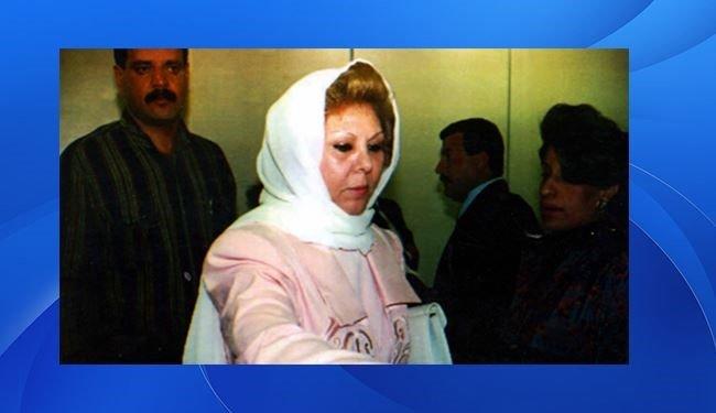 أنباء عن وفاة #ساجدة_طلفاح أرملة #صدام_حسين #العراق