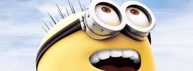 The #Minions Cover for #Facebook - 3