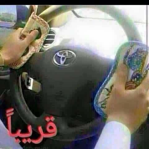#نصيحة_ارتفاع_درجات_الحرارة اثناء القيادة