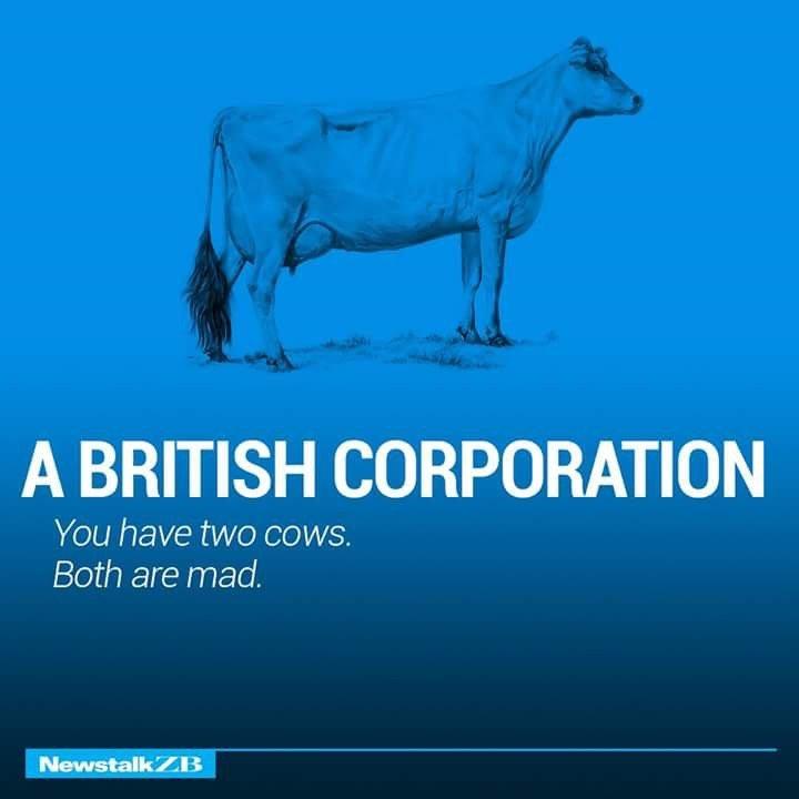 A British Corporation Defined