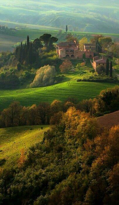 مقاطعة توسكاني في #ايطاليا