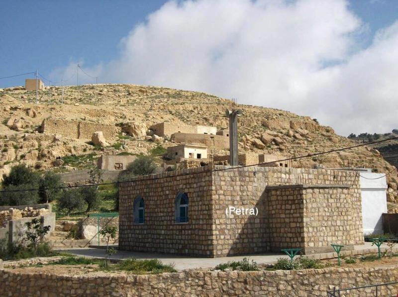 قرية المعطن التراثية في #الطفيلة #الأردن