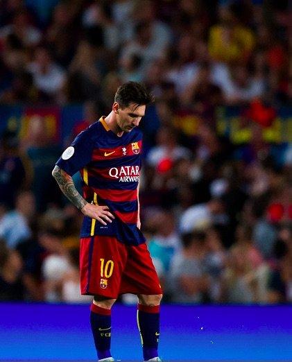 #ميسي يتصدر قائمة مضيعي ضربات الجزاء في الدوري الإسباني برصيد ثلاث ضربات ضائعة