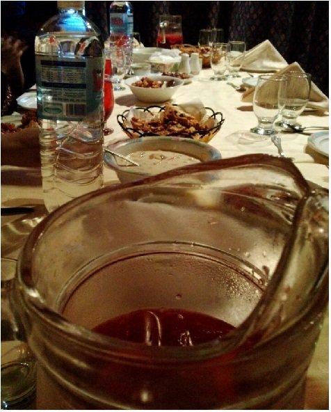 مطعم مرحبا شارع العلية #الرياض