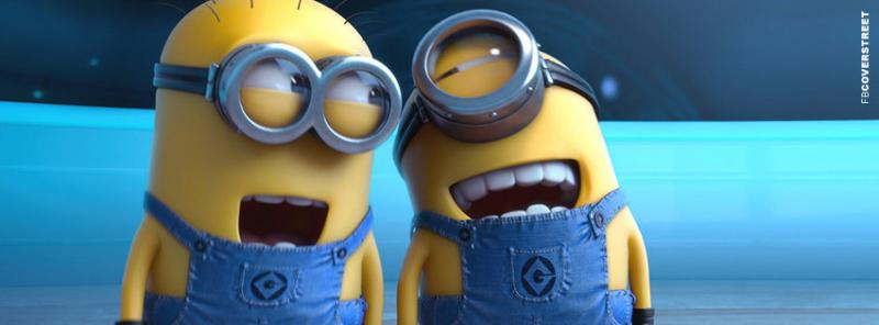 The #Minions Cover for #Facebook - 4