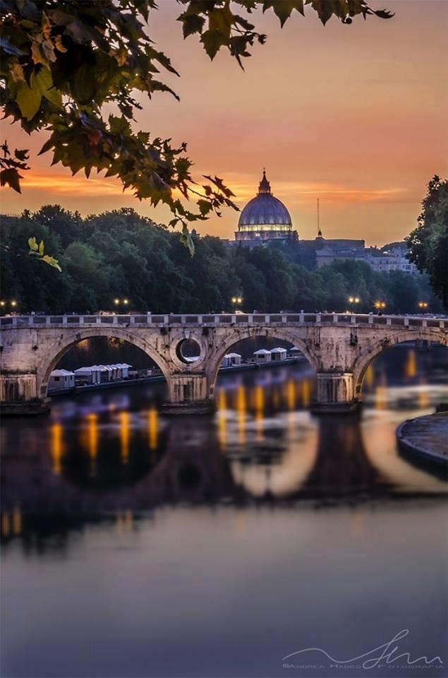 المدينة العريقة #روما #ايطاليا صوره رقم 5