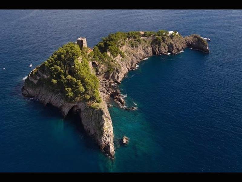 جزيرة الدولفين فى #إيطاليا صوره 3
