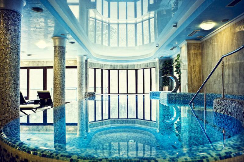 فندق ويلنس ريزورت ريترو ريفرسايد #كارلوفي_فاري #التشيك صوره 2