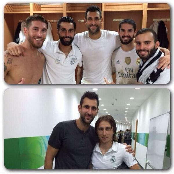 دييغو لوبيز : اللعب لـ #ريال_مدريد هدية من السماء ، لا زال القلب ينبض بحب مدريد