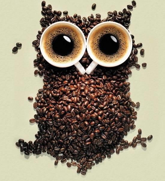 فن الرسم اشكال من القهوة #غرد_بصوره صوره رقم3