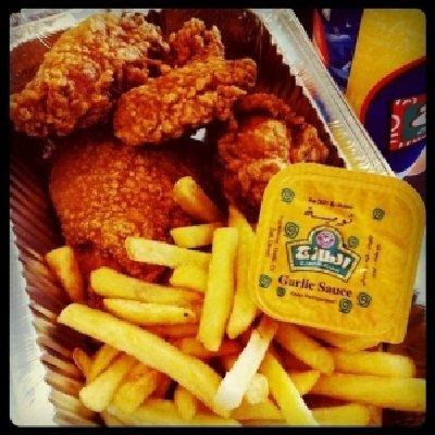 مطعم الطازج - النسيم شارع الإمام أحمد بن حنبل - النسيم الغربى #الرياض