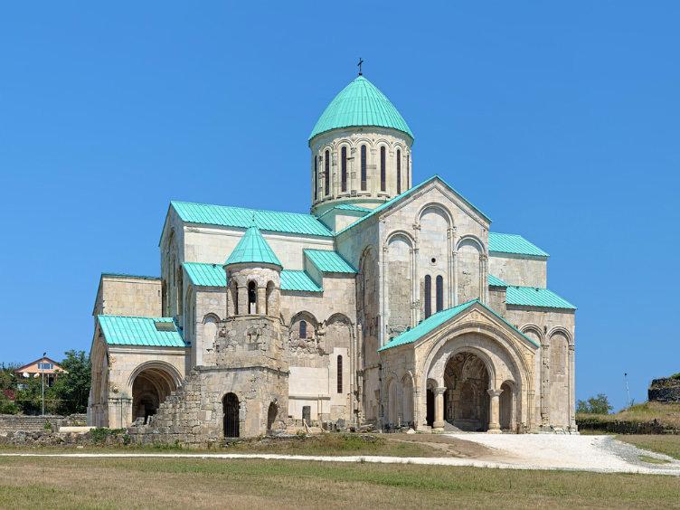 كاتدرائية باغراتي في #جورجيا