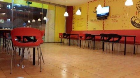 مطعم تيكاليشيوس آل السليمانية، شارع المهندس مساعد العنقري أمام العقارية #الرياض