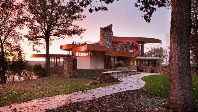 تصميم منزل رائع في ولاية ويسكنسون الأمريكية #غرد_بصورة -صورة 6