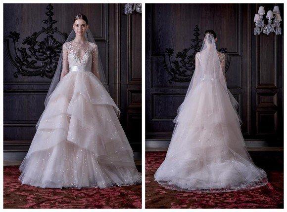 أجمل فساتين الزفاف Ball Gown لعام 2016 #موضه #ستايل -صورة1