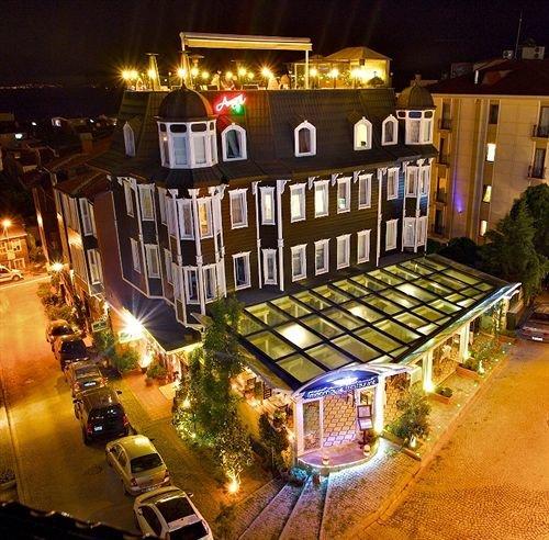 فنادق #تركيا : أميرال بالاس هوتل #جزر_الاميرات صوره 1