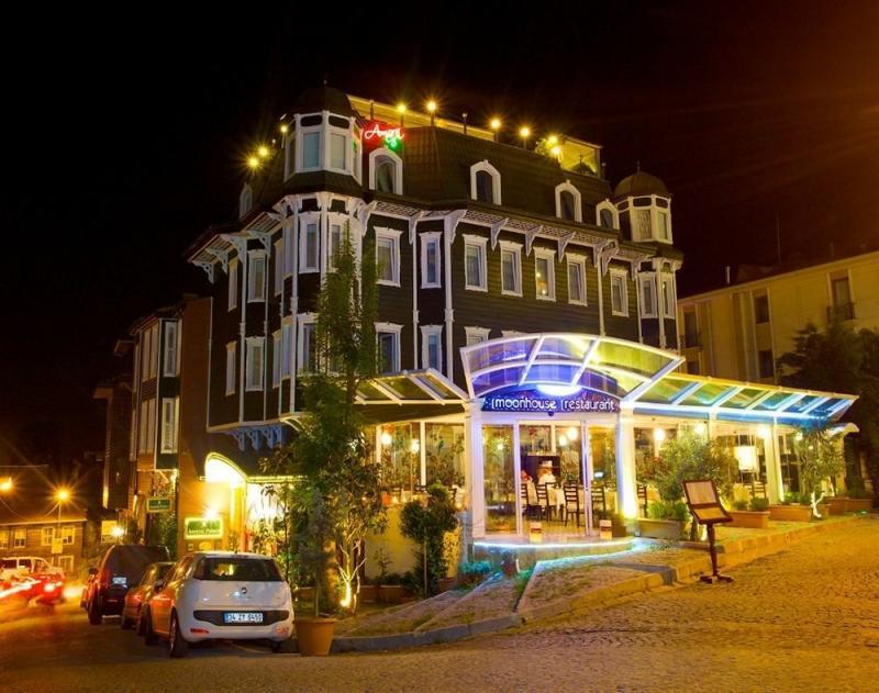فنادق #تركيا : أميرال بالاس هوتل #جزر_الاميرات صوره 2