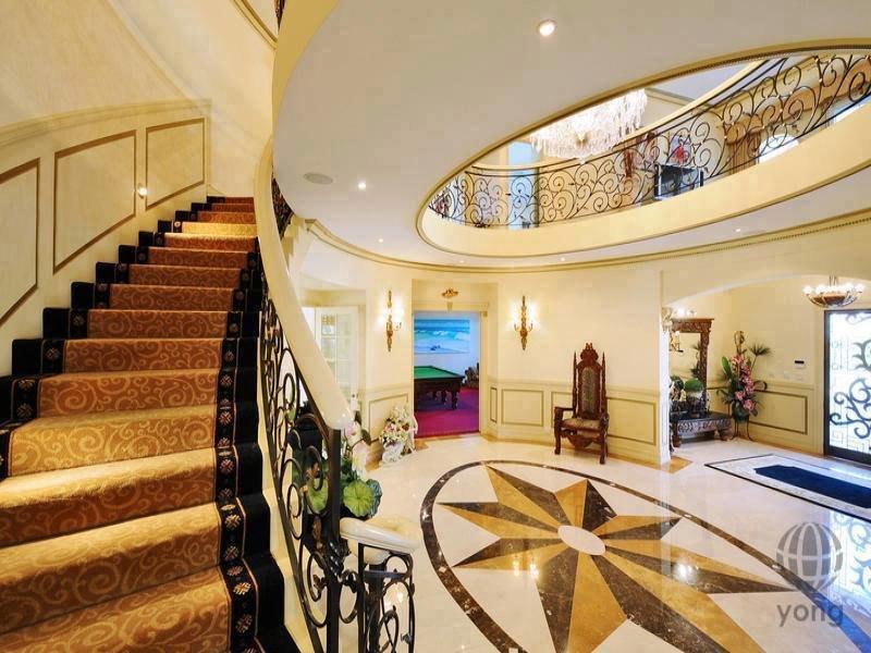 التصاميم الجميلة من السلالم الخاصة بالمنازل #غرد_بصوره صوره رقم 2