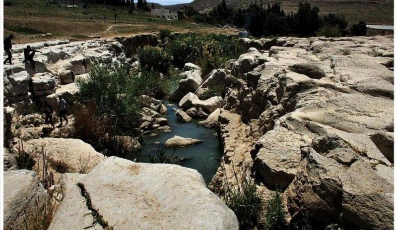 وادي الوالة #مأدبا #الأردن -صورة 7
