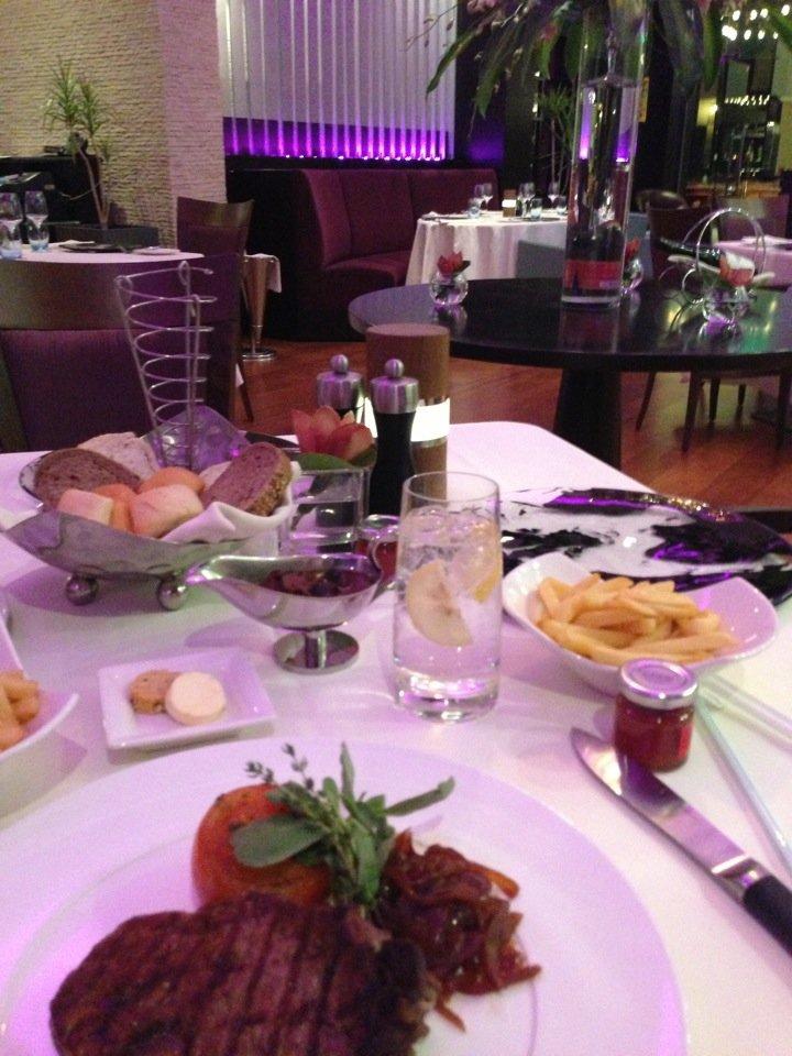 مطعم النسيم جريل شارع المعذر - الملز #الرياض