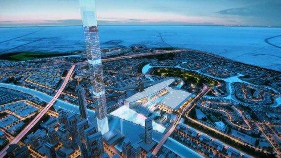 دبي تباشر بناء أطول منحدر تزلج في العالم #الامارات صوره رقم 2
