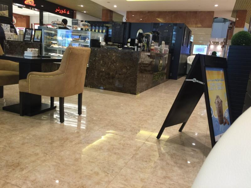 قهوة إمبيريوم خالدية مول #أبوظبي