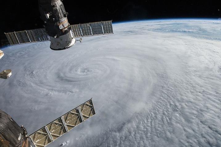 اعصار سوديلور اثناء اقترابه من #تايوان - صورة ٣